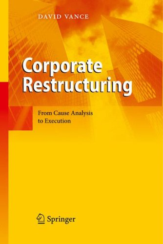 9783642017872: Corporate Restructuring