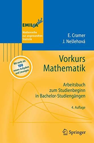 9783642018329: Vorkurs Mathematik: Arbeitsbuch zum Studienbeginn in Bachelor-Studiengängen (EMIL@A-stat) (German Edition)