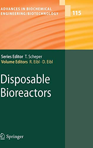 Disposable Bioreactors: Dieter Eibl