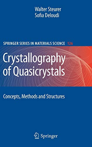 Crystallography of Quasicrystals: Walter Steurer