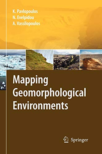 9783642019494: Mapping Geomorphological Environments