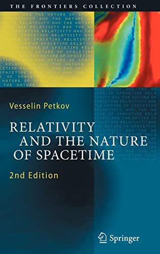9783642019524: Relativity and the Nature of Spacetime (The Frontiers Collection)