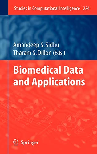 Biomedical Data and Applications: Amandeep S. Sidhu