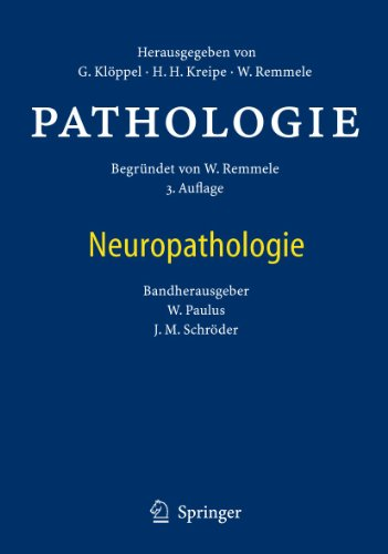9783642023231: Pathologie: Neuropathologie (German Edition)