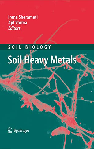 Soil Heavy Metals: Irena Sherameti
