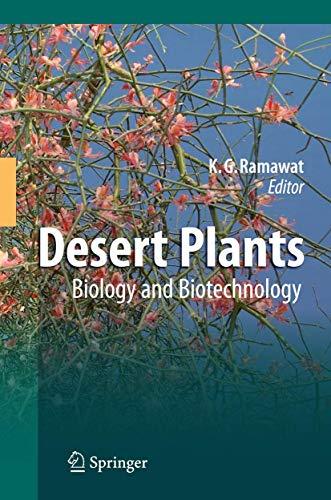 Desert Plants: Kishan Gopal Ramawat