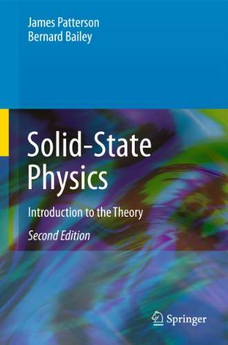 9783642025884: Solid-State Physics: Introduction to the Theory