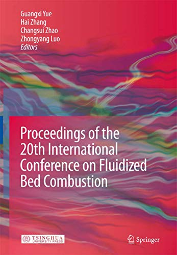 9783642026812: Proceedings of the 20th International Conference on Fluidized Bed Combustion