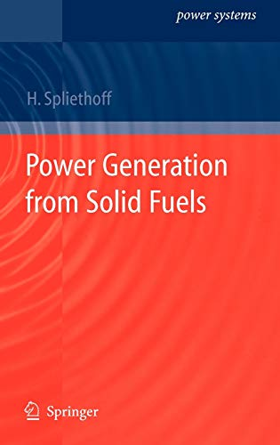 9783642028557: Power Generation from Solid Fuels (Power Systems)
