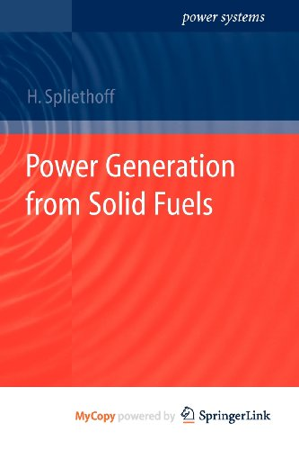 9783642028571: Power Generation from Solid Fuels
