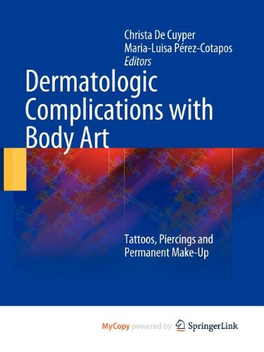 9783642033278: Dermatologic Complications with Body Art