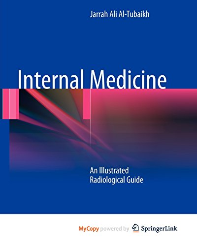 9783642037733: Internal Medicine: An Illustrated Radiological Guide