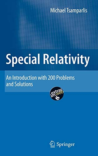 9783642038365: Special Relativity: An Introduction with 200 Problems and Solutions