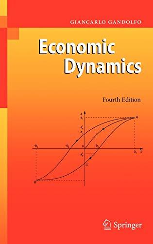 Economic Dynamics: Giancarlo Gandolfo
