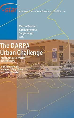 The DARPA Urban Challenge: Martin Buehler