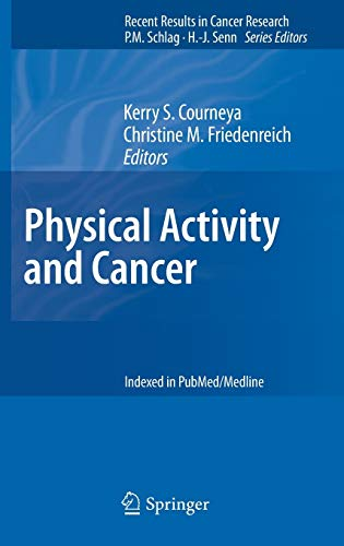 Physical Activity and Cancer: Kerry S. Courneya