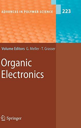 Organic Electronics: Tibor Grasser