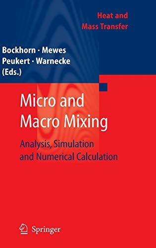 Macro- and Micromixing: Vadym Aizinger