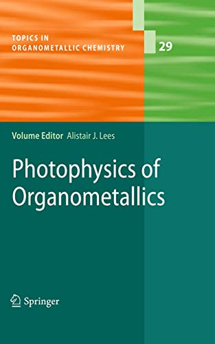 Photophysics of Organometallics: Alistair J. Lees