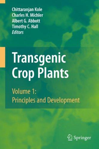 Transgenic Crop Plants 1: Chittaranjan Kole