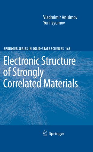 Electronic Structure of Strongly Correlated Materials: Vladmimir Anisimov
