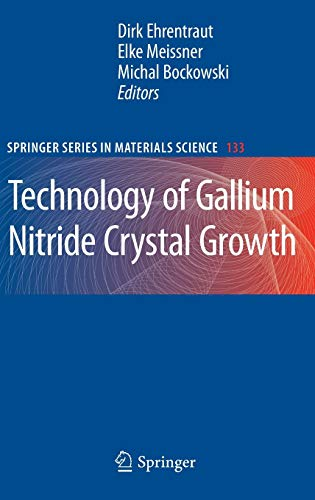 9783642048289: Technology of Gallium Nitride Crystal Growth (Springer Series in Materials Science)