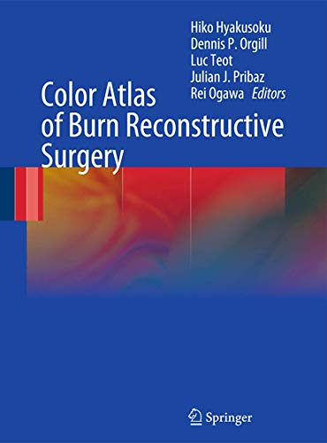 Color Atlas of Burn Reconstructive Surgery: Hiko Hyakusoku