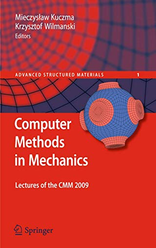 Computer Methods in Mechanics: Mieczyslaw Kuczma