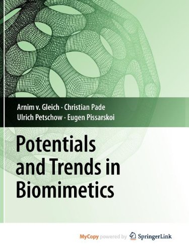 9783642052736: Potentials and Trends in Biomimetics