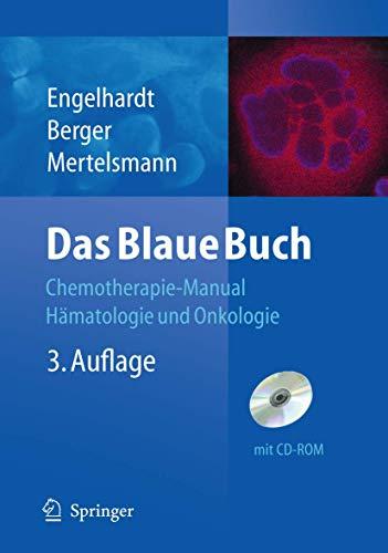 9783642052941: Das Blaue Buch: Chemotherapie-Manual Hämatologie und Onkologie