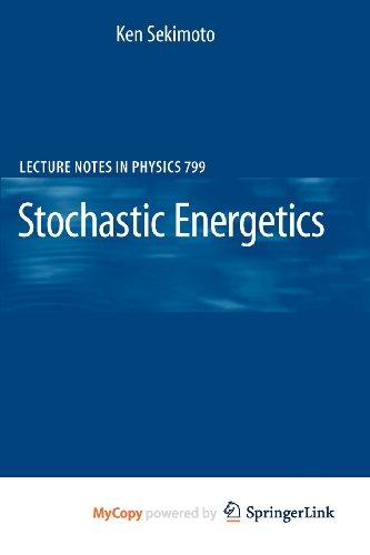 9783642054488: Stochastic Energetics