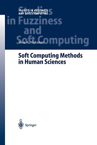 9783642055928: Soft Computing Methods in Human Sciences (Studies in Fuzziness and Soft Computing)