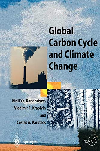 9783642056420: Global Carbon Cycle and Climate Change (Springer Praxis Books)