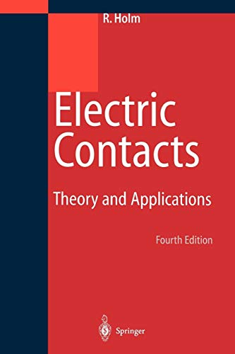 9783642057083: Electric Contacts: Theory and Application