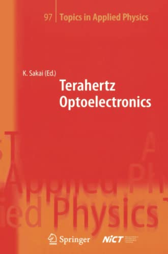 9783642057434: Terahertz Optoelectronics (Topics in Applied Physics)