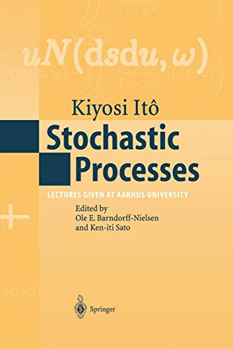 9783642058059: Stochastic Processes: Lectures given at Aarhus University