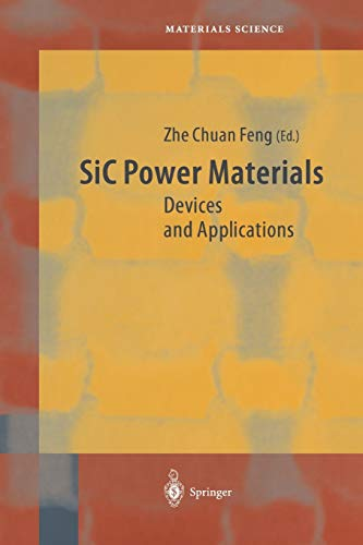 9783642058455: SiC Power Materials: Devices and Applications (Springer Series in Materials Science)