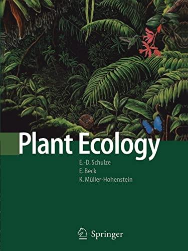 9783642058745: Plant Ecology