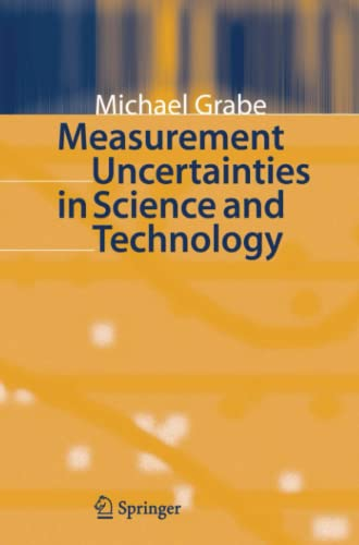 9783642058950: Measurement Uncertainties in Science and Technology