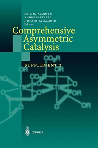 9783642059018: Comprehensive Asymmetric Catalysis: Supplement 2