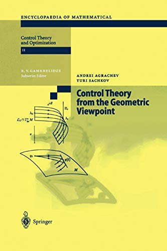 9783642059070: Control Theory from the Geometric Viewpoint (Encyclopaedia of Mathematical Sciences)