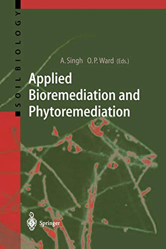 9783642059087: Applied Bioremediation and Phytoremediation (Soil Biology)