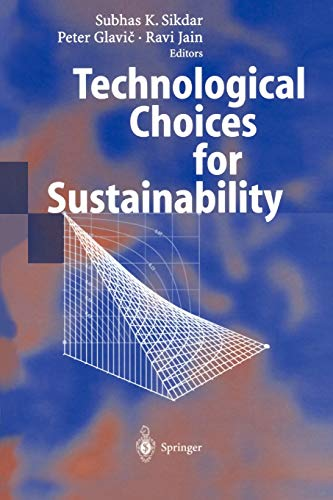 9783642059346: Technological Choices for Sustainability