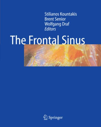 9783642059377: The Frontal Sinus