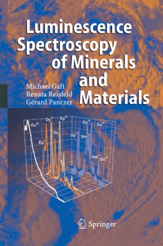 9783642060113: Modern Luminescence Spectroscopy of Minerals and Materials