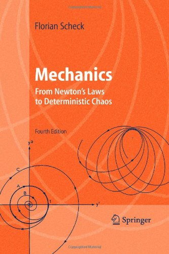 9783642060144: Mechanics: From Newton's Laws to Deterministic Chaos