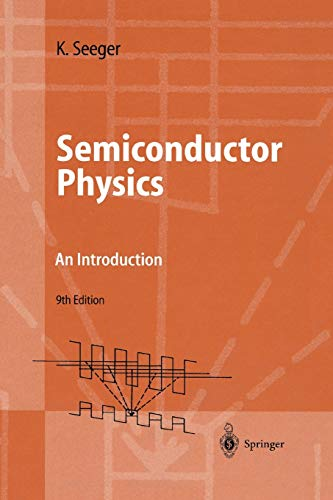9783642060236: Semiconductor Physics: An Introduction