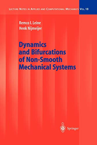 9783642060298: Dynamics and Bifurcations of Non-Smooth Mechanical Systems (Lecture Notes in Applied and Computational Mechanics)
