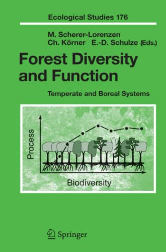 9783642060656: Forest Diversity and Function: Temperate and Boreal Systems (Ecological Studies)