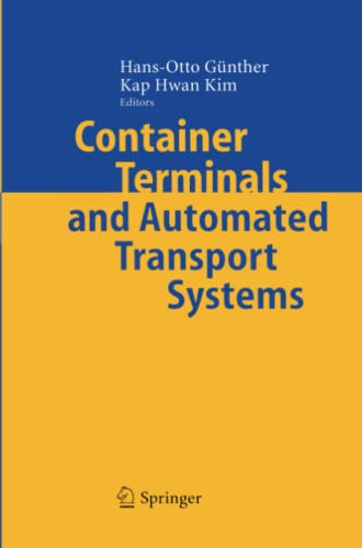 9783642061028: Container Terminals and Automated Transport Systems: Logistics Control Issues and Quantitative Decision Support